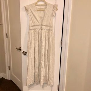 **Free people boho dress** XS